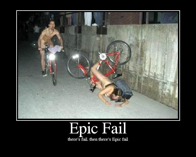 Epic dating fails