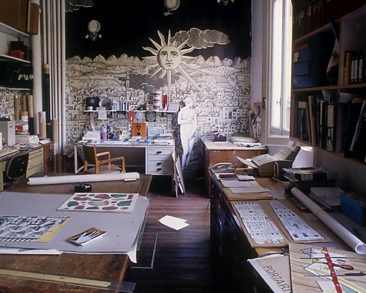 Atelier Fornasetti: