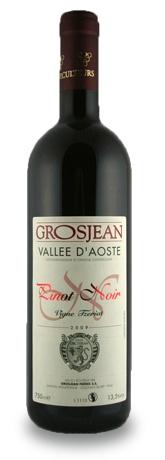 Grosjean Freres, Vigne Tzeriat, 2009 -- CorkCrew Online Store