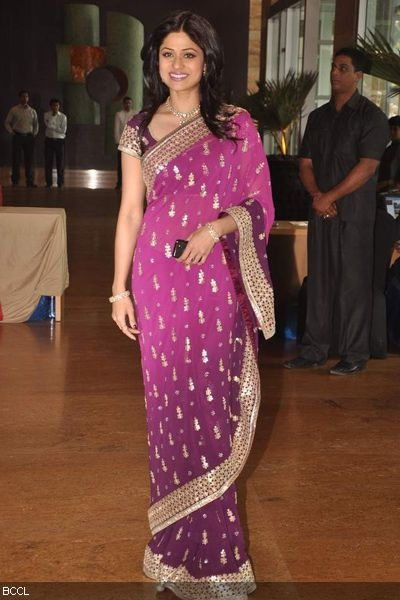 Shamita Shetty (Shilpa's sis), Feb, 12