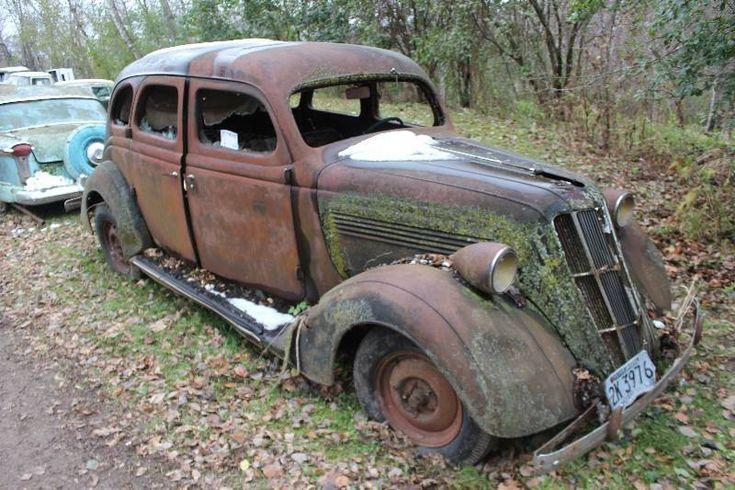 1937 Chevrolet Sedan, Suicide Doors, | North Branch Vintage Collector Car/Truck Auction | K-BID