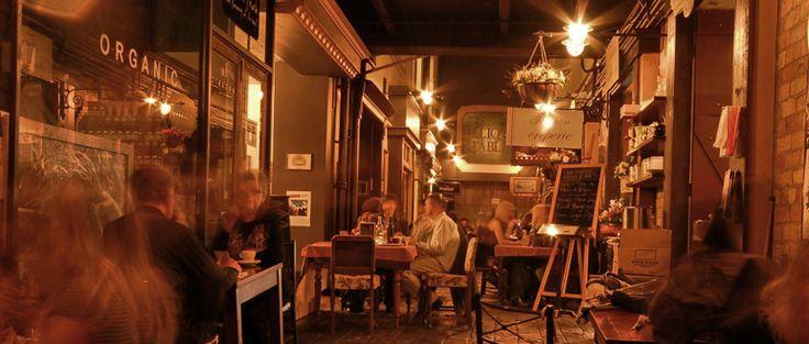 Elliott Stables interior. Inspiring food and decor...