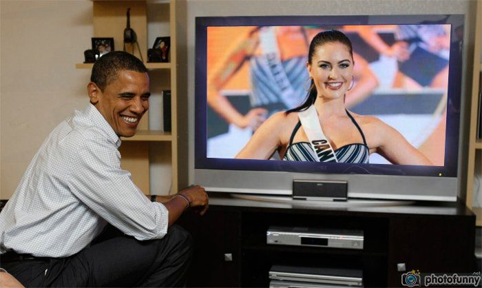 Siera Bearchell Miss Universe Canada 2016 watch live Obama