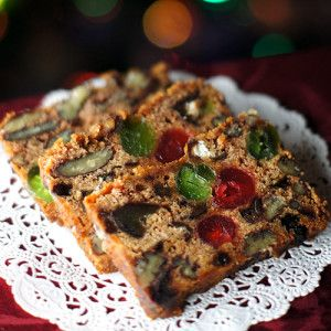 Grandma Ruth's Apple Fruit Cake