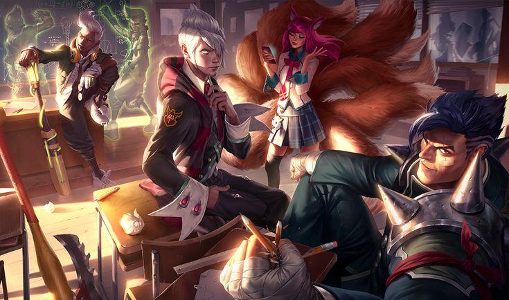 Ahri | League of Legends