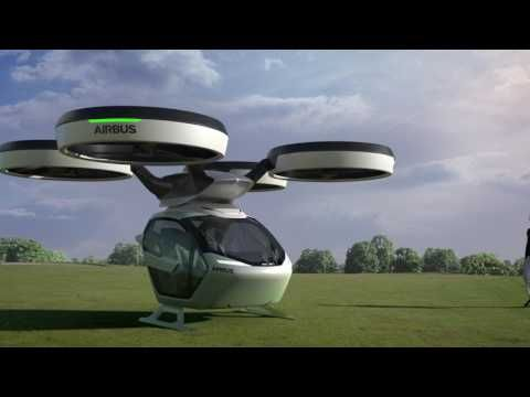 """Airbus' Pop.Up Concept May Be The Best """"Flying Car""""' Proposal To Date"""