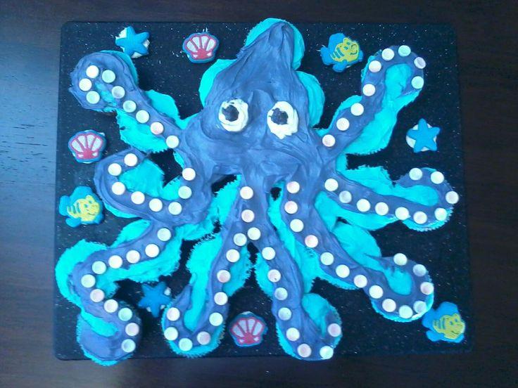 Best 25 Octopus Cake Ideas On Pinterest Sea Cakes