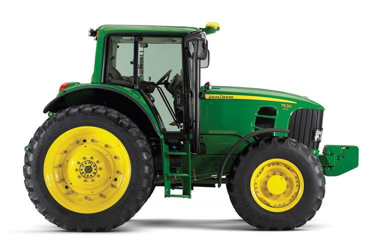 Green Tractor Clip Art : Green tractor clip art john deere clipart