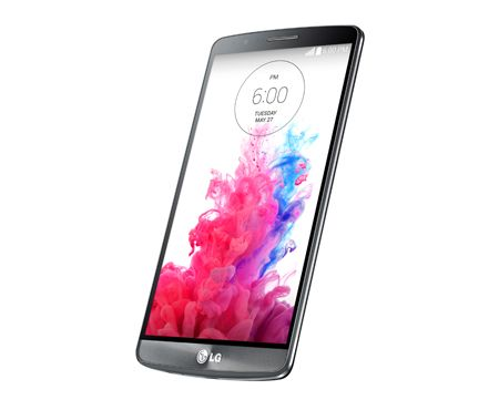 Say hello to the LG G3!