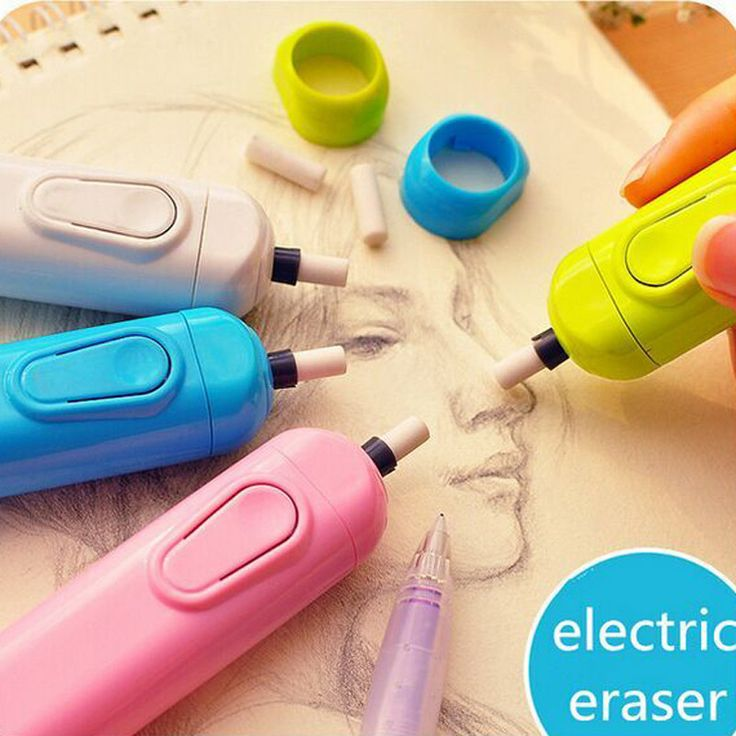 Deviant artists School University Electric Pencel Eraser Supply High school art class major