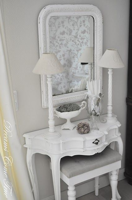 Ikea Nursery Ideas Furniture ~ want my master bed in our next home all grey and white love this