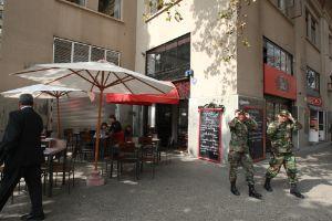Barrio Bulnes: oferta gastronómica en crecimiento.