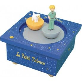 Magnetic musical box The Little Prince