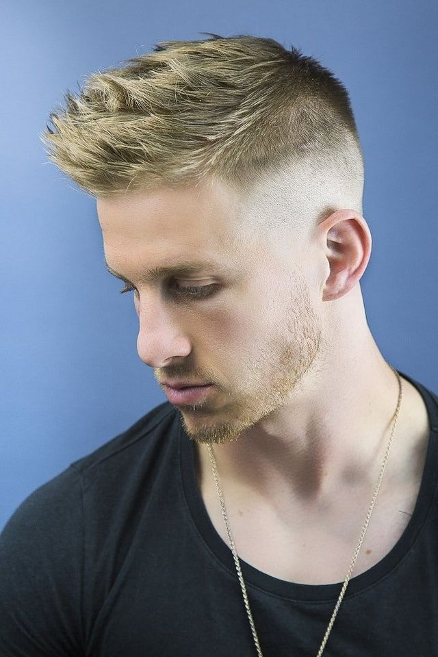 The High And Tight Military Inspired Haircut Menswear Style