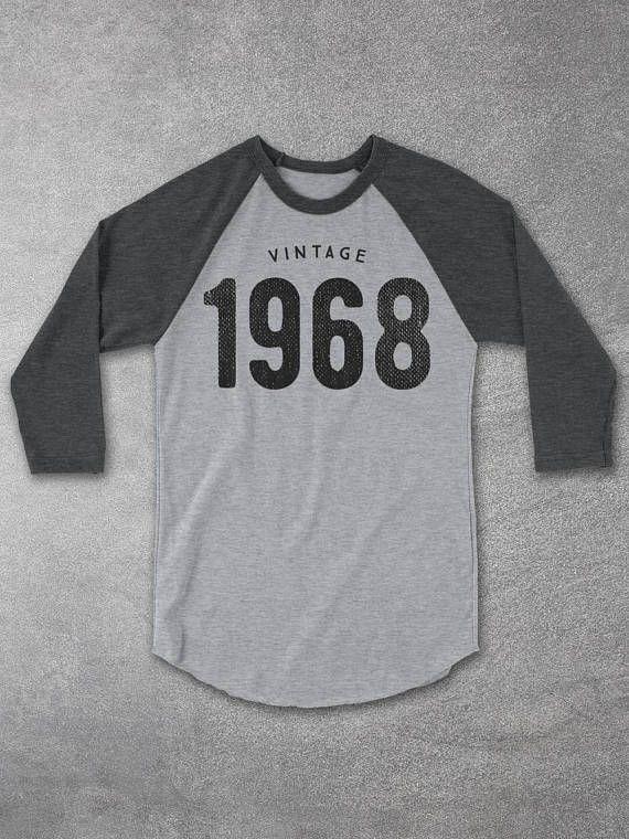 50th Birthday Gift For Women Men Shirt