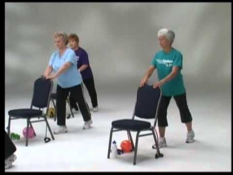 50+ Senior Fitness Class Choreography Ideas - YouTube