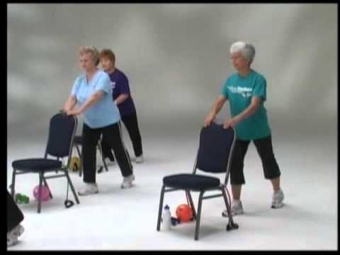 50+ Senior Fitness Class Choreography Ideas - YouTube