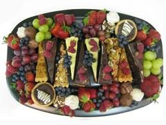 Sweets Platter from The Mediterranean Market, Queenstown, NZ www.mediterranean.co.nz