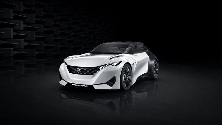 Peugeot Fractal, el auto concepto eléctrico y con impresión 3D de Peugeot - http://webadictos.com/2015/09/01/peugeot-fractal-auto-concepto-electrico/?utm_source=PN&utm_medium=Pinterest&utm_campaign=PN%2Bposts