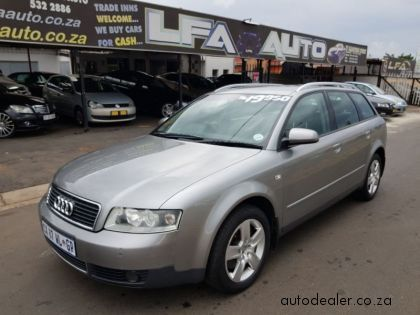 Price And Specification of Audi A4 Avant 1.8T Ambition For Sale http://ift.tt/2l3An22