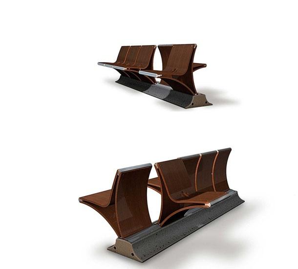 Seating based on communications behavior.