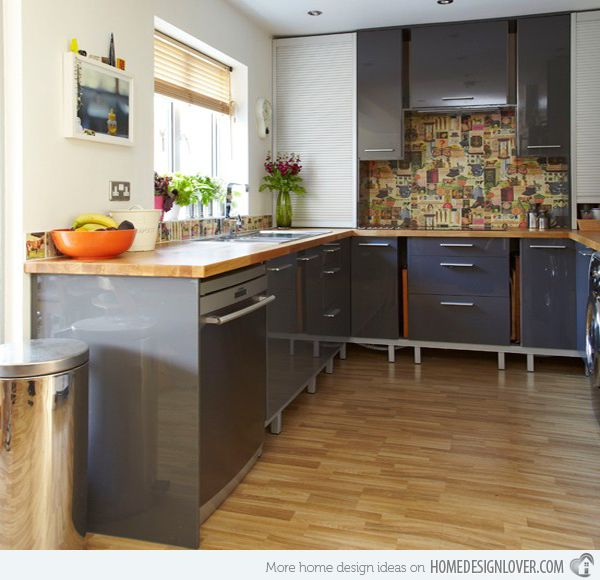 Gray Painted Kitchen Cupboards: 17 Best Ideas About Grey Kitchen Cupboards On Pinterest