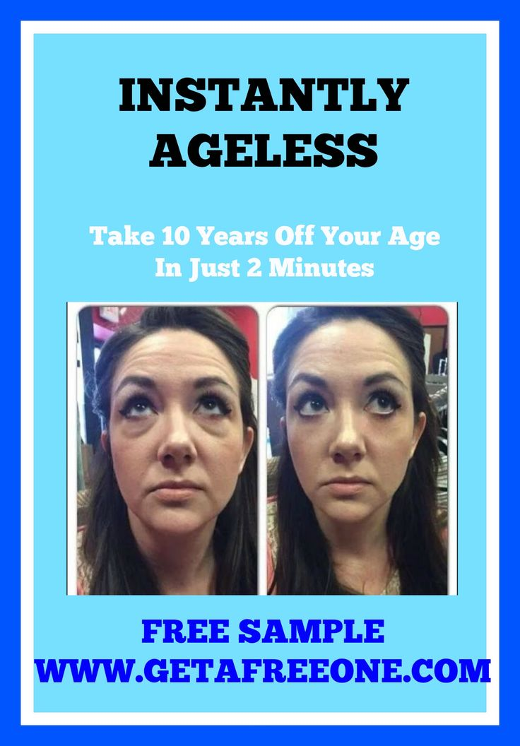 Want to try Instantly Ageless?  For Free?  Order Yours Today www.getafreeone.com