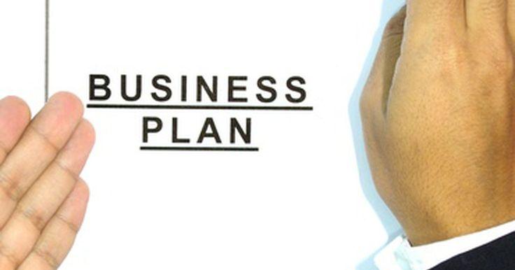 Ejemplo de un plan de negocios para una empresa pequeña. De acuerdo a Entrepreneur.com, un plan de negocio efectivo se compone de cinco elementos principales: resumen ejecutivo, descripción del negocio, análisis de mercado, evaluación financiera y una visión general de gestión. Es en sí misma una guía útil para determinar la dirección de una empresa, pero un plan de negocios también sirve como un ...