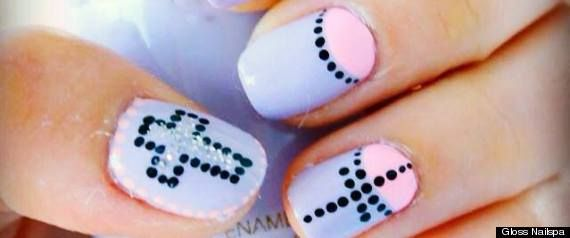 61 Best Nails Images On Pinterest Beauty Cute Nails And Make Up Looks