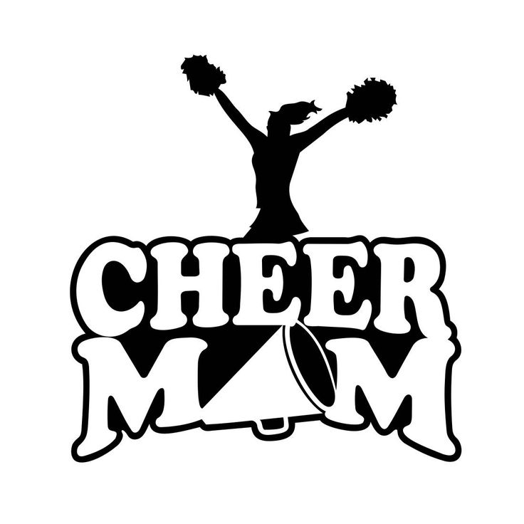 Cheer Mom Graphics SVG Dxf EPS Png Cdr Ai Pdf Vector Art Clipart instant download Digital Cut Print File Cricut Silhouette Shirt Decal by VectorartDesigns on Etsy