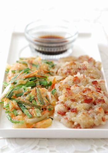 韓式馬鈴薯煎餅 (2種口味喔) | 小小米桶