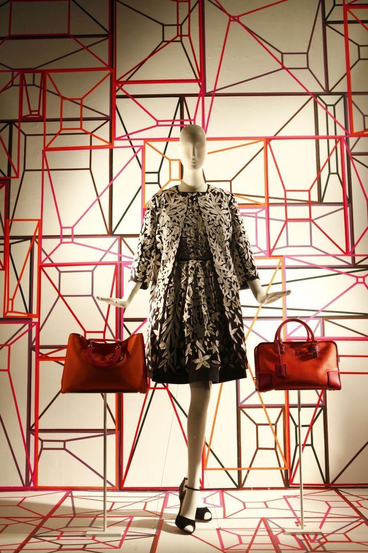 WindowsWear   Bergdorf Goodman, New York, July 2013