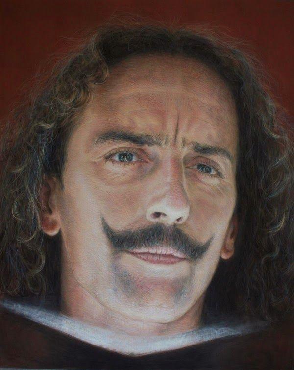 Πορτρέτο του Ντιέγκο Βελάσκεθ
