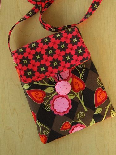 Passport Travel Purse Sewing Tutorial - by susies country garden