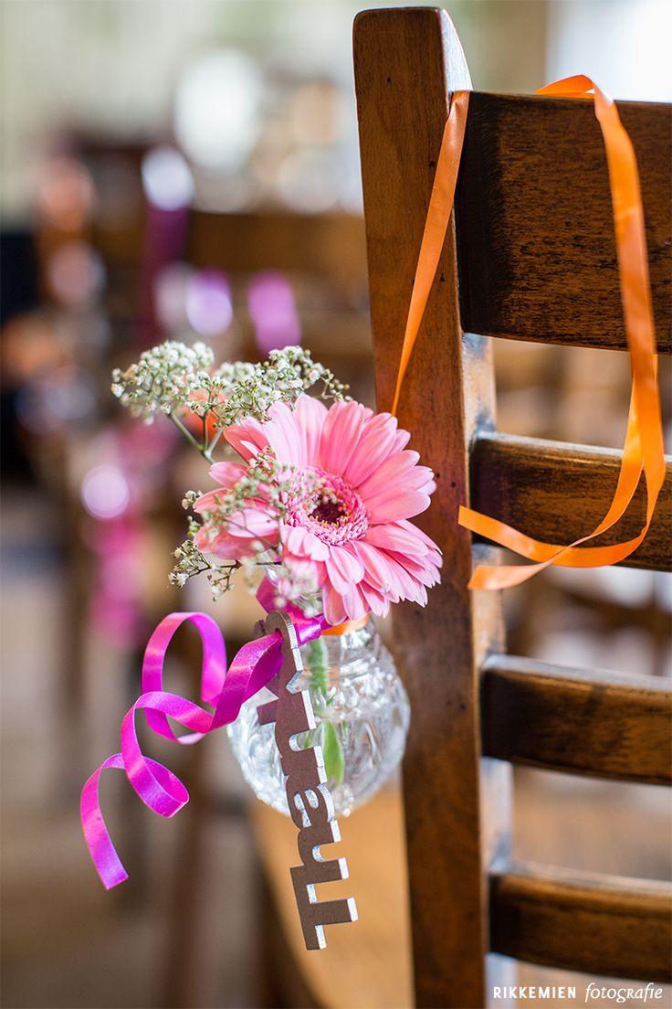 Meer dan 1000 ideeën over stoel decoratie bruiloft op pinterest ...