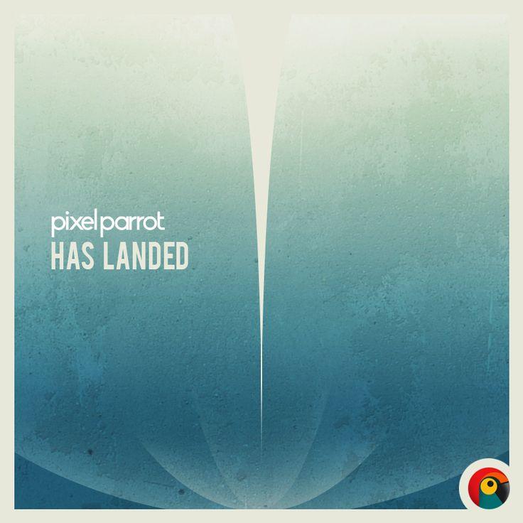 Pixel Parrot Has Laneded http://www.pixelparrot.co.za/  Poster Design