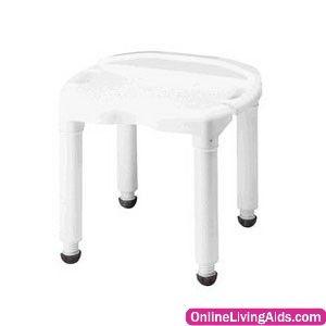 "Carex - B67000 - Universal Bath Seat, 16"" - 21"" Adjustable Height"