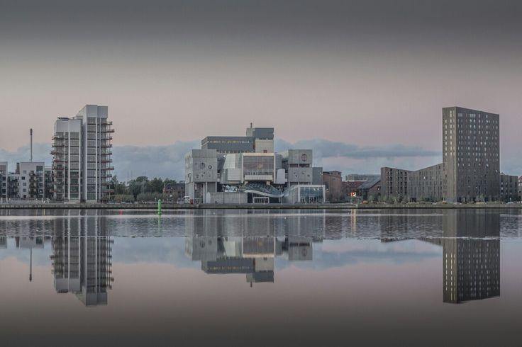 Musikkens Hus by Coop Himmelb, Aalborg, Denmark
