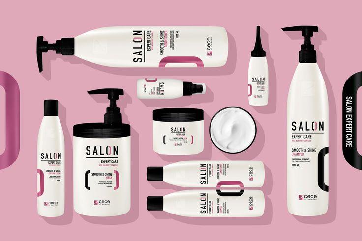 SALON Expert Care Smooth & Shine Range