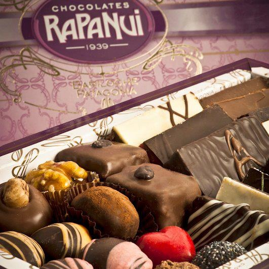 chocolate Rapanui Bariloche Argentina http://www.labravapolo.com/