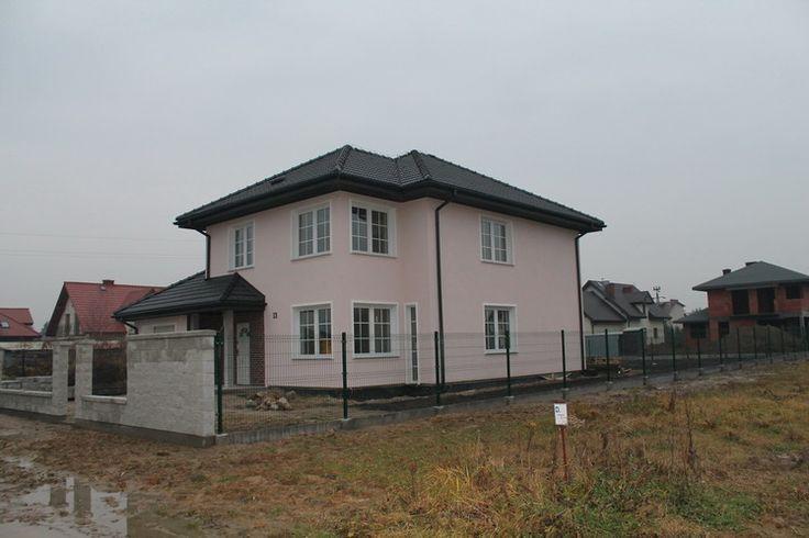Projekt domu Ametyst