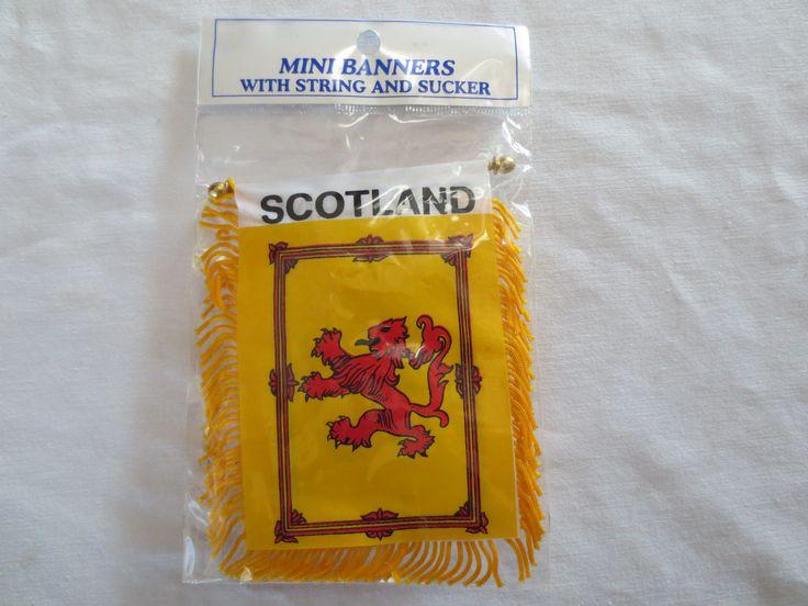 Scotland--Rampant Lion