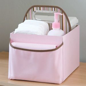 changing table caddy