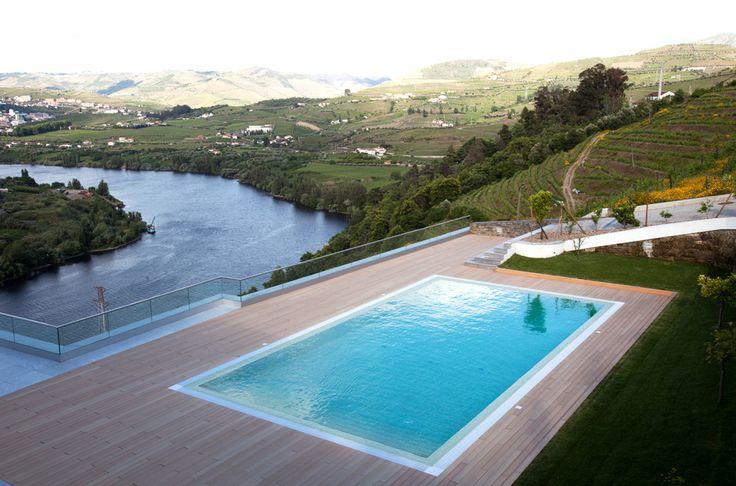 Pool - Delfim Douro Hotel l Portugal