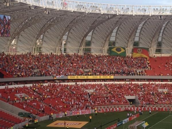 "O grito de guerra dos estádios é ""Ah! Eu sou gaúcho"". | 20 provas de que o Rio Grande do Sul é outro país"