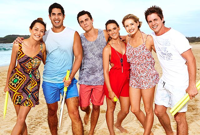Phoebe - Andy - Spencer - Hannah - Maddy - Chris