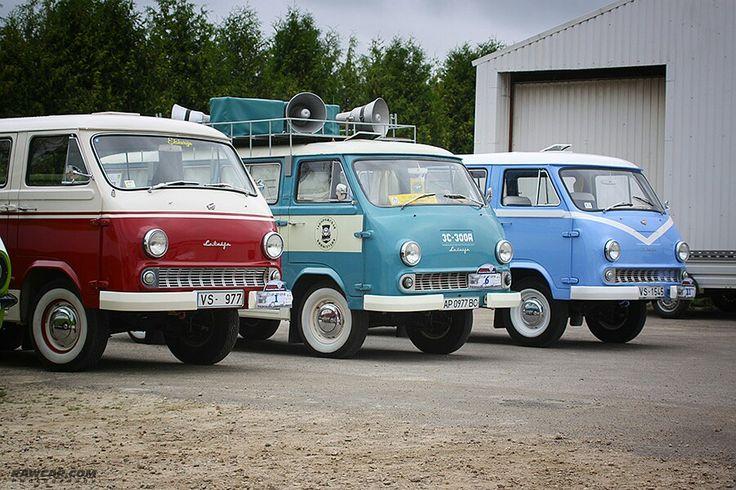 100%™ 1969-76 RAF 977 Latvija