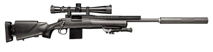 Remmington 700 USR Rifle