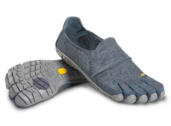 Trek Ascent, Chaussures Multisport Outdoor Homme, Noir (Black), 41 EUVibram Fivefingers