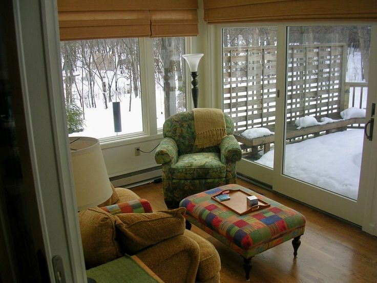 14 best images about sunroom design ideas on pinterest for Window covering ideas for sunrooms